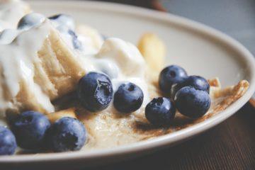 Puszyste amerykańskie naleśniki pancakes prosto z USA