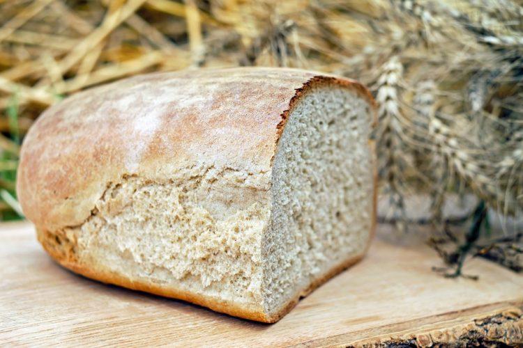 Kuchnia PRL. Chleb żytni na zakwasie