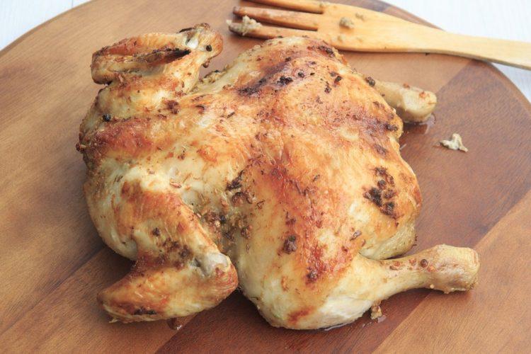 Kurczak nie tylko pieczony i dobrze przyprawiony