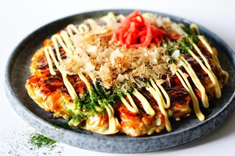 Japońskie specjały. Okonomiyaki - smaż co lubisz