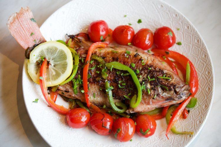 Dlaczego warto jeść ryby? Bo ryby są zdrowe!