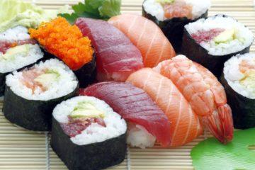 Sushi i jego najpopularniejsze rodzaje