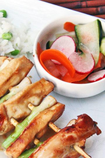 Yakitori czyli japoński grillowany szaszłyk