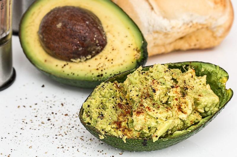 Meksykańskie guacamole czyli pasta z awokado