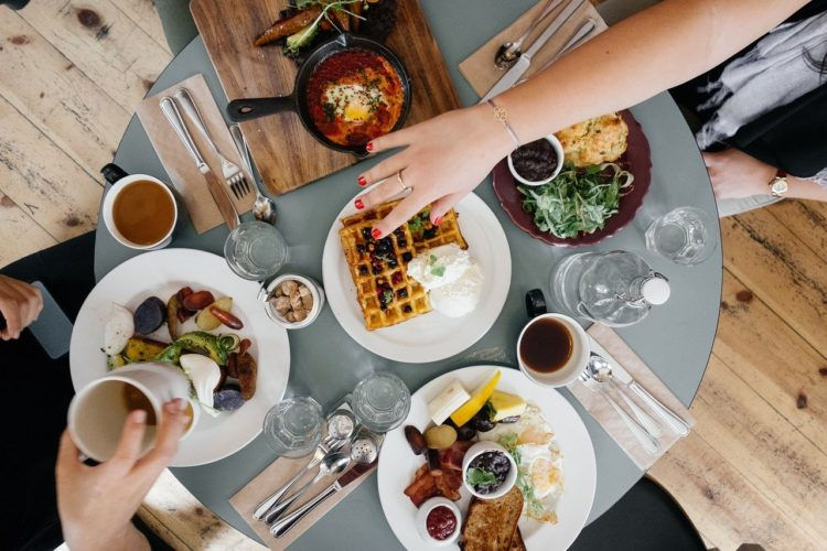 Dziewięć potraw, polepszających samopoczucie