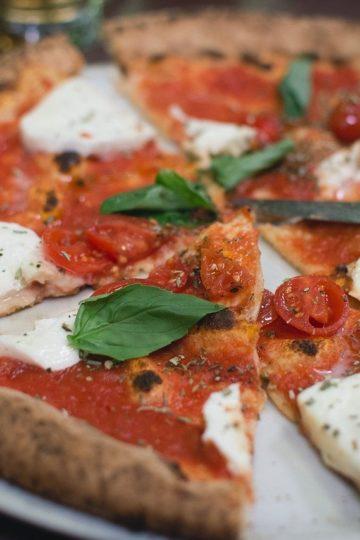 Pizza Margherita a'la MSC Cruise