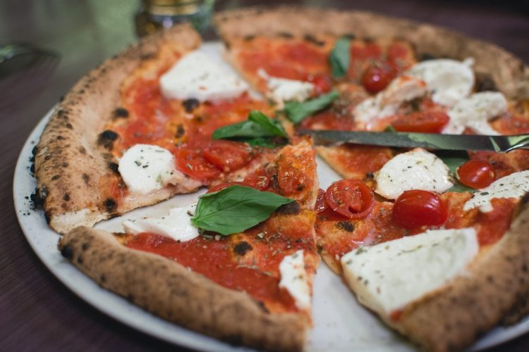 Pizza Margherita a'la MSC Cruise