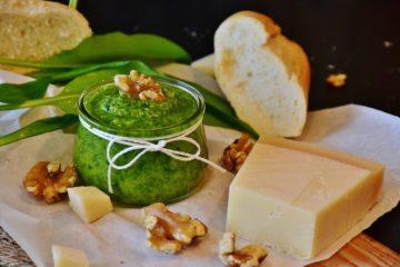 Pesto alla genovese - zielony sos pesto z Genui