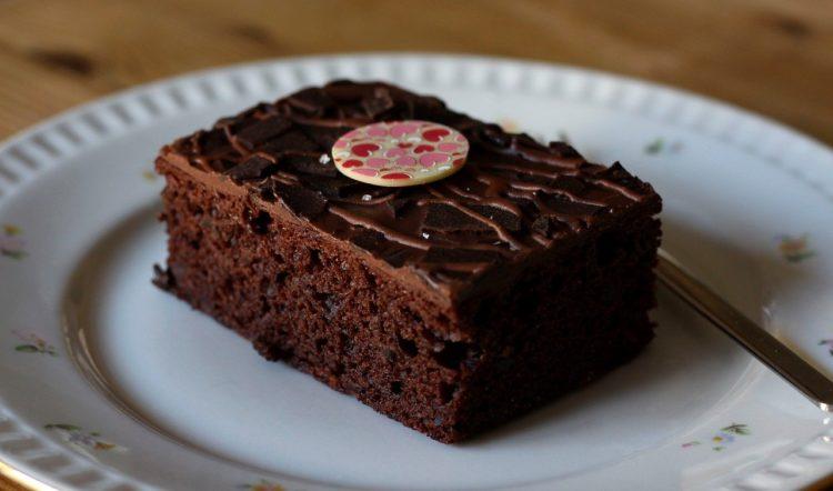 Przepis na brownie. Klasyczne amerykańskie