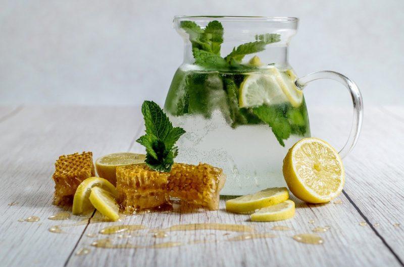 Domowy przepis na napój izotoniczny