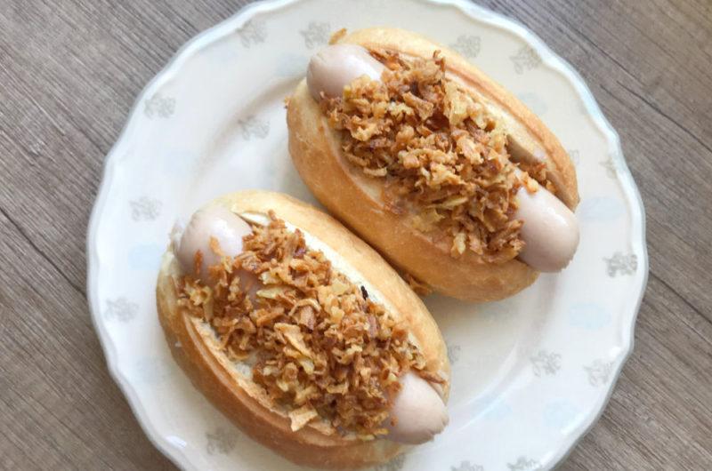 Miniaturowe domowe hot dogi śniadaniowe
