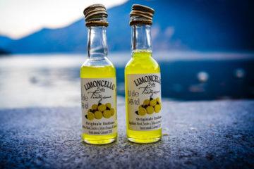 Limoncello włoski likier cytrynowy