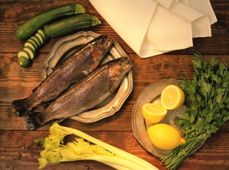 Ryby wspomagają organizm i odchudzanie co dnia