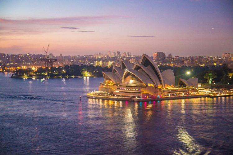 Dookoła świata. Dania i smaki Australii