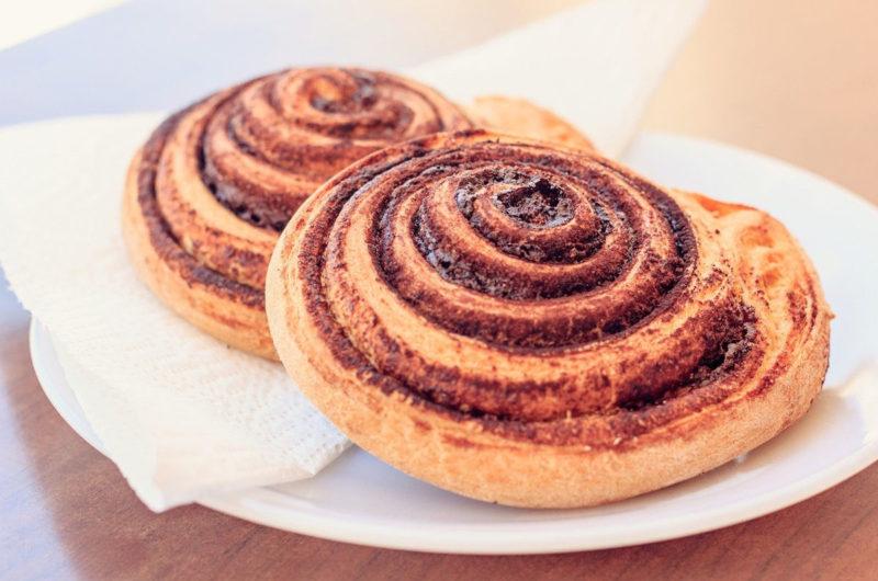 Cynamonowe rollsy bułeczki à la Cinnabons