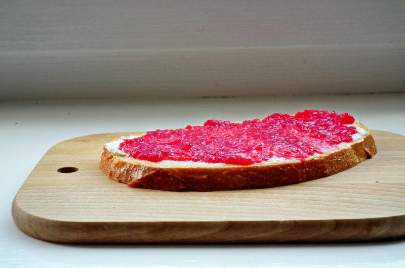 Dżem truskawkowy bez konserwantów
