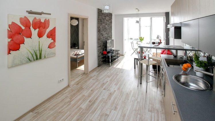 Plan zmiany dekoracji w mieszkaniu