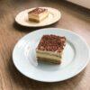 Ciasto 3 BIT bez pieczenia z masą krówkową