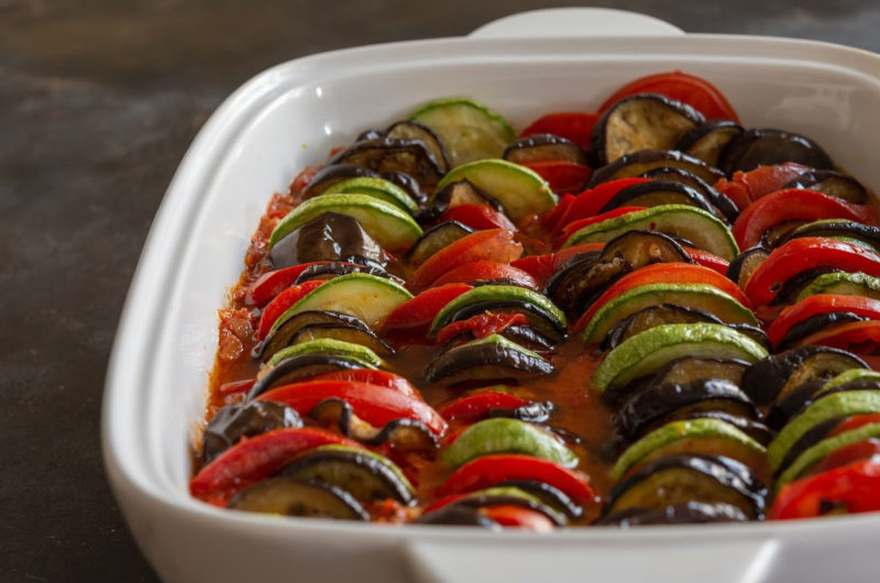 Ratatouille - gulasz warzywny ratatuj