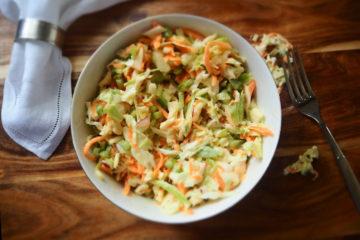 Surówka obiadowa Colesław