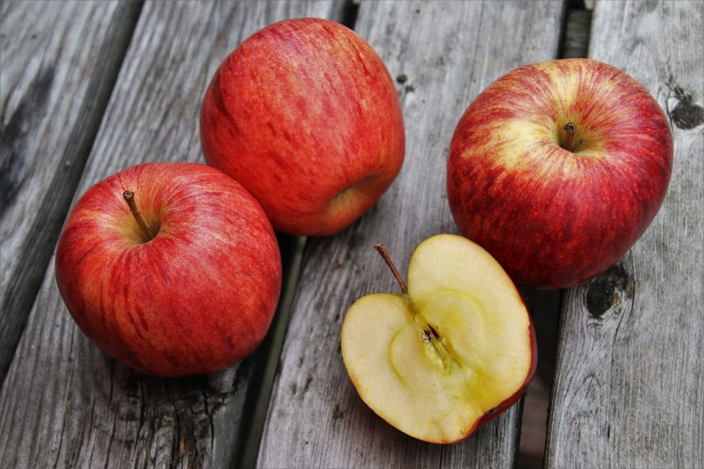Skarby natury. Uzdrawiająca moc jabłek