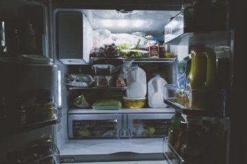 Jak w 30 minut zorganizować lodówkę?