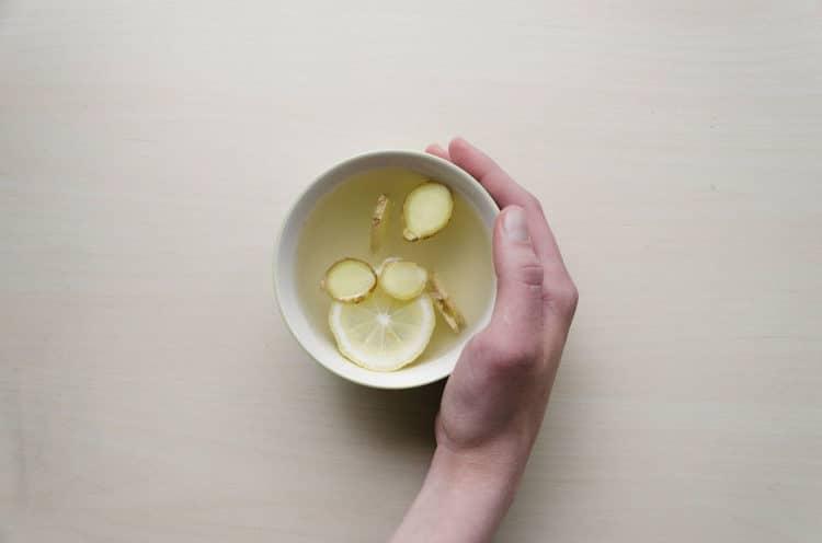 Cytryny w korzennym syropie cukrowym z imbirem