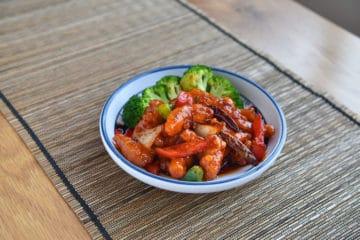 Orientalny sos słodko - kwaśny do słoików