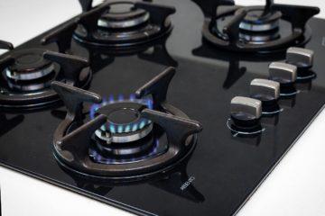 Jak wyczyścić kuchenkę gazową bez chemii