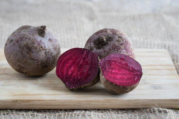 Burak - coraz bardziej modne warzywo