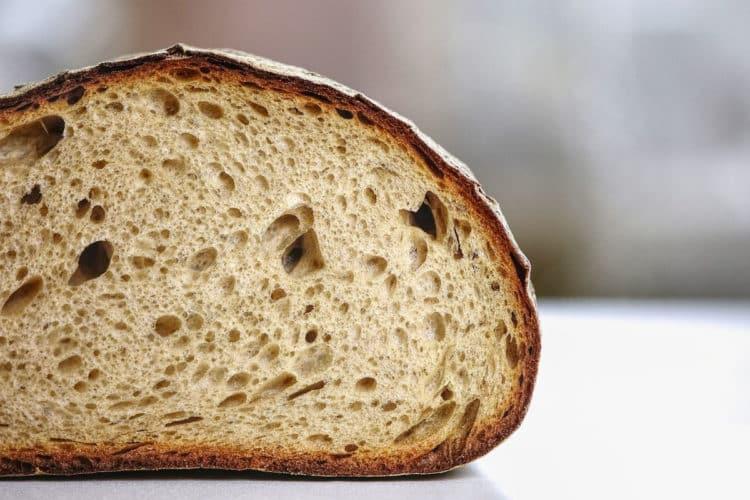 Chleb piwny na zakwasie z dodatkiem piwa