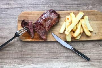 Przepis jak zrobić idealny stek z patelni