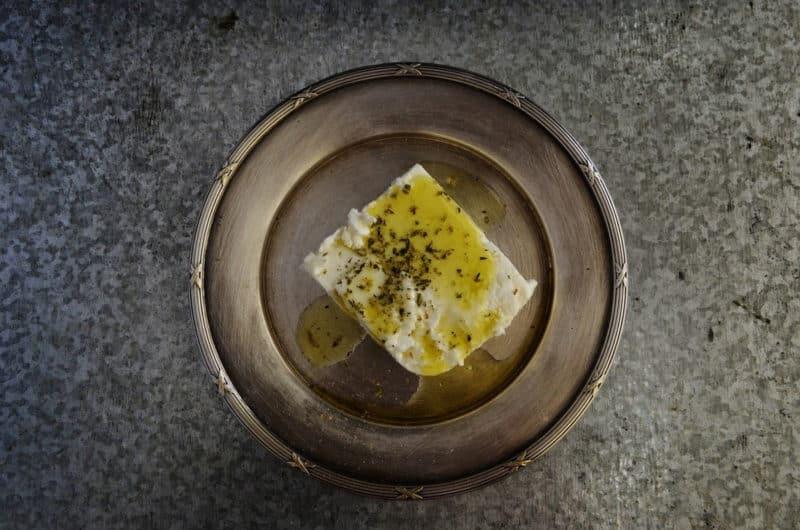 Makaron z serem feta pieczonym w piekarniku z TikToka