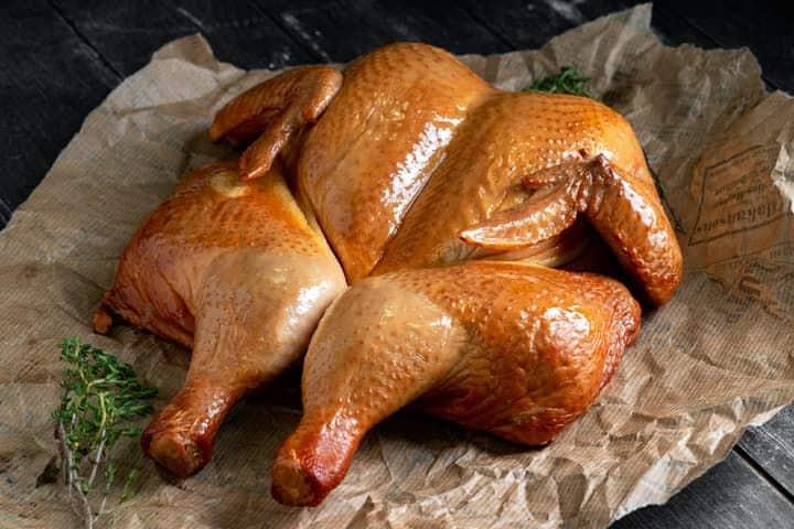 Wędzenie kurczaka tradycyjną metodą