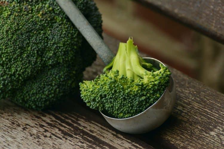Brokuły i brukselka. Idealna pożywka dla naczyń krwionośnych