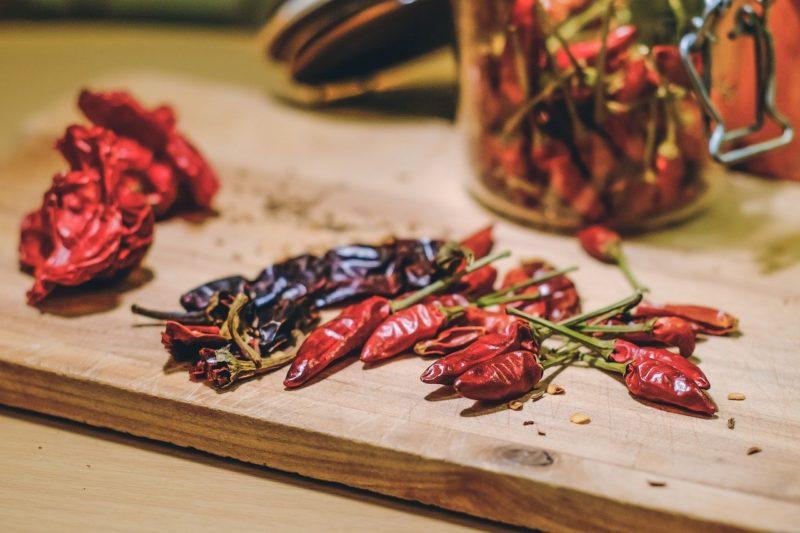 Kuchnia meksykańska - chili ostre jak diabli