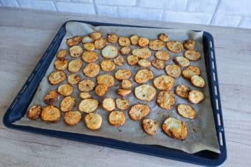 Talarki ziemniaczane pieczone w piekarniku