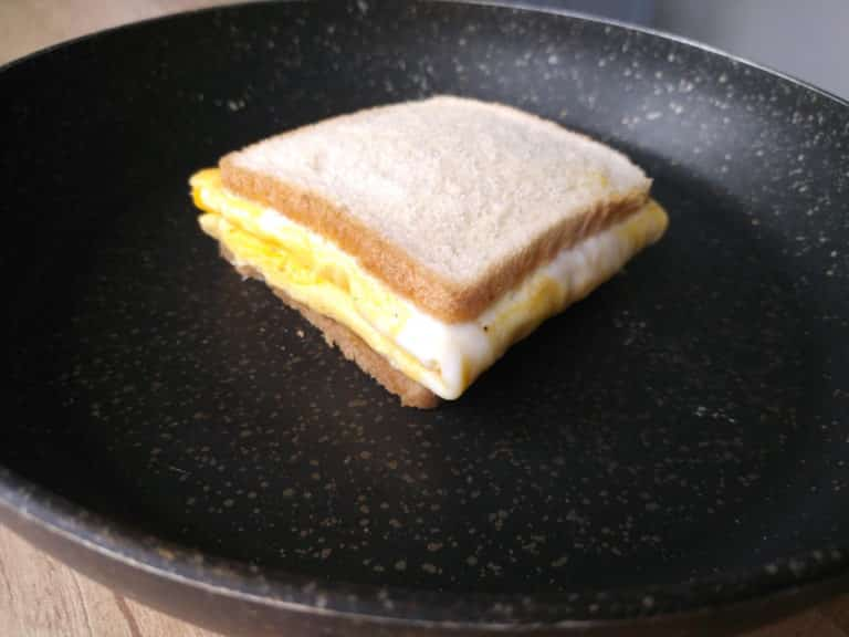 Tostomlet - jajochlebki