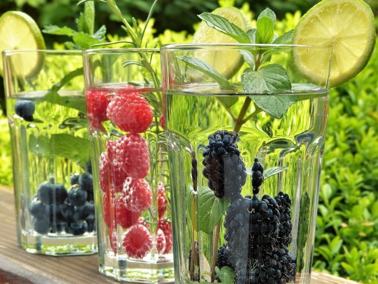 Dieta podczas kuracji detoksykacyjnej
