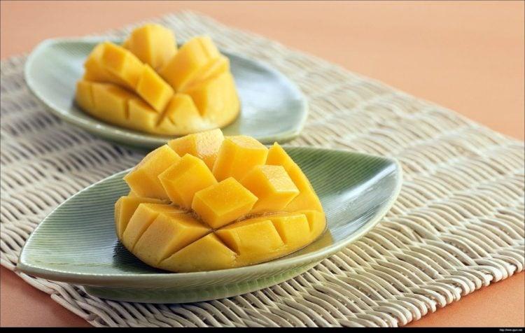 Mango. Najzdrowsze owoce świata