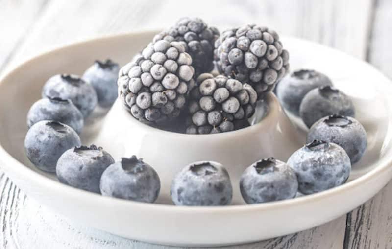Mrożone jagody - co można z nich zrobić?