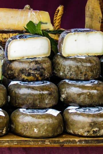 Wyśmienite sery kozie - przysmak nie tylko z Francji