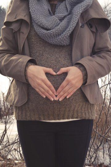 Zapotrzebowanie energetyczne kobiety podczas ciąży