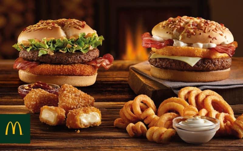 Burger Drwala. Wszystko o Kanapce Drwala z McDonald's
