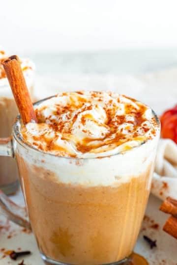 Domowa Pumpkin Spice Latte